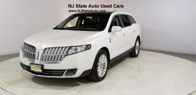 2012 Lincoln MKT EcoBoost (white platinum tri-coat)