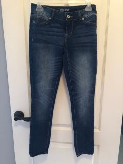 Maurice s XS skinny jeans
