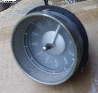 Type 3 Clock gauge 6 volt Speedometer