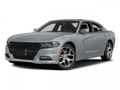 2016 Dodge Charger R/T (Granite Pearlcoat)