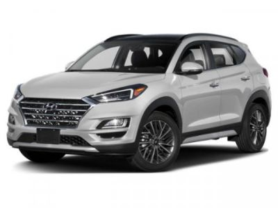 2019 Hyundai Tucson Ultimate (Coliseum Gray)