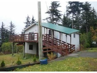 3 Bed 2 Bath Foreclosure Property in Haines, AK 99827 - Beach Road