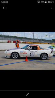 Miata Race Car Operation