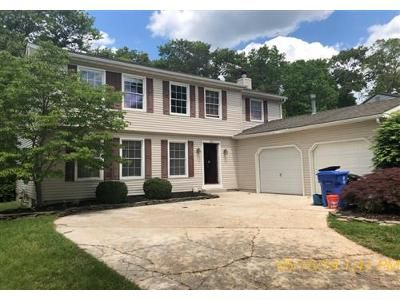 4 Bed 2.1 Bath Foreclosure Property in Mount Laurel, NJ 08054 - Knotty Oak Dr