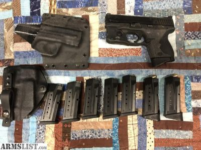 For Sale/Trade: M&P9C Carry Kit