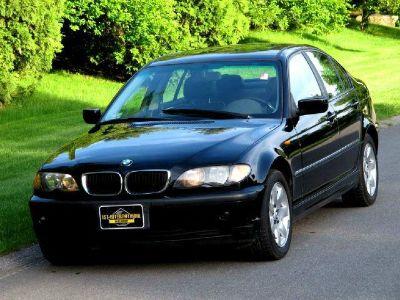 2002 BMW 3-Series 325xi (Black)