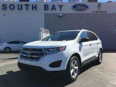 Used 2016 Ford Edge 4dr FWD