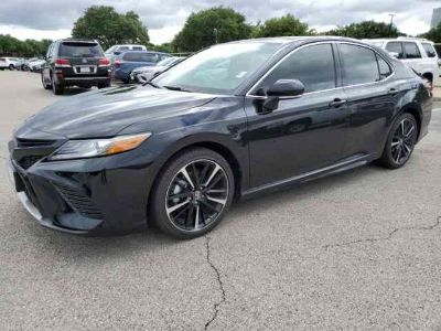 2019 Toyota Camry XSE Navigation, Leather & Panoramic Sunroof