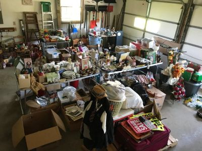 Garage Sale - Yard Sale - Estate Sale on Springview Dr. Endicott 6/28