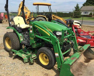 2006 John Deere 2320 Compact Tractor (24 hp)