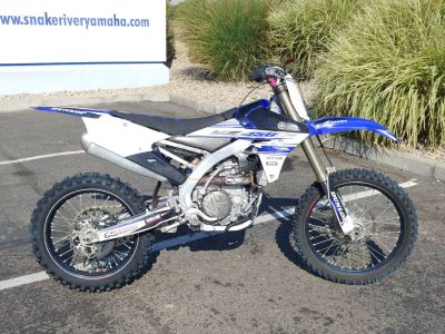 2016 Yamaha YZ450F Motocross Motorcycles Meridian, ID