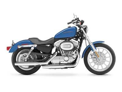 2006 Harley-Davidson Sportster 883 Low Sport Laurel, MD