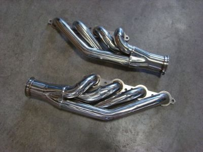 Buy Chevy GMC Up and Forward Tubular Turbo Headers LS1 LS2 LS3 LS6 LS7 Truck Camaro motorcycle in Westerville, Ohio, United States, for US $289.00