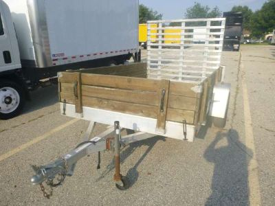$1,595, 2011 RR Trailers 6x10