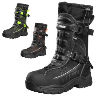 Buy Castle Barrier 2 Snowmobile Mens Snow Winter Cold Weather Boot motorcycle in Manitowoc, Wisconsin, United States, for US $152.99
