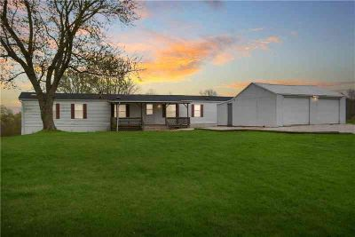 5627 South County Road 625 Reelsville Three BR, Country living on