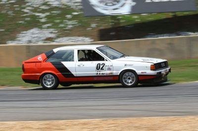 1985 Audi Coupe GT Racecar
