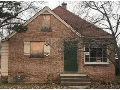 2 Bed 1 Bath Preforeclosure Property in Milwaukee, WI 53209 - N 41st St
