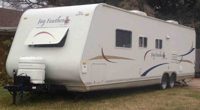Jayco Jayfeather 27p bumper pull Travel Trailer