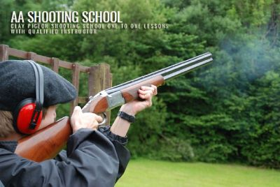Now Stag and hen Activities at AA Shooting School, UK