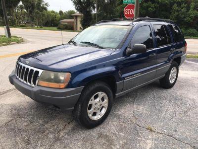 2001 Jeep Grand Cherokee Laredo (BLUE (DARK))