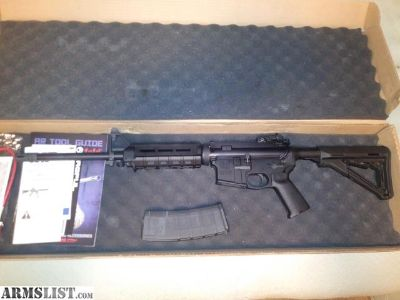 For Sale/Trade: S&W AR-15 Magpul