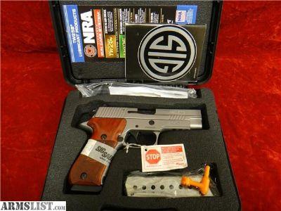 For Sale: Sig Sauer P220 Elite