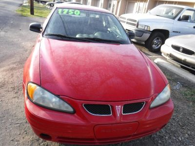***Arizona Select Rides ** 2001 Pontiac Grand Am Coupe***