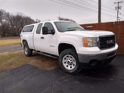 2013 GMC RSX Work Truck (White)