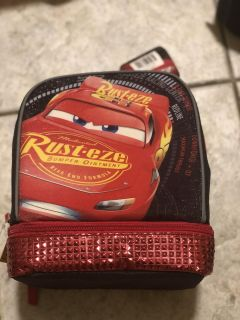 NEW CARS RUSTEZE LUNCH BOX