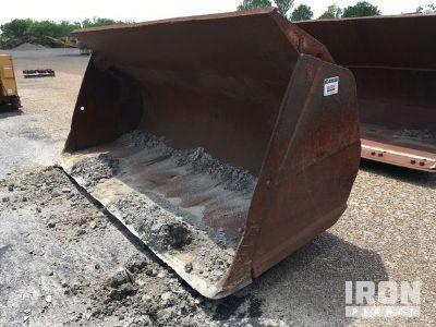 "132"" Wheel Loader Bucket - Fits Cat 980C"