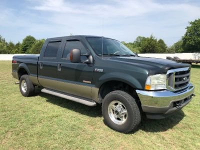 Ford F-250 4x4 Crewcab Lariat FX4, ONE owner, Powerstroke, Texas truck