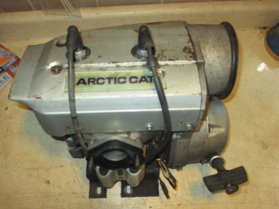 Buy 72 73 Kawasaki 440 Arctic Cat Engine Motor TIB440SIA 436cc Puma Cheetah Panther motorcycle in Oconto, Wisconsin, United States, for US $349.95
