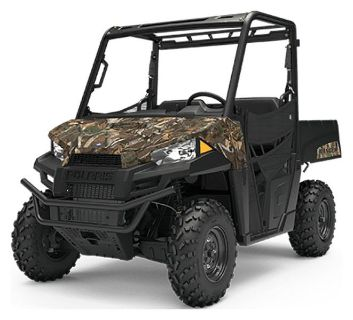 2019 Polaris Ranger 570 Polaris Pursuit Camo Side x Side Utility Vehicles Elkhorn, WI