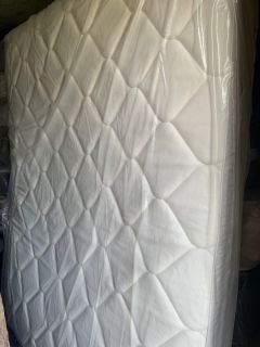 Mattress is Used- Queen Size - IKEA 9 in Mattress with a Box Spring- Pice is Firm