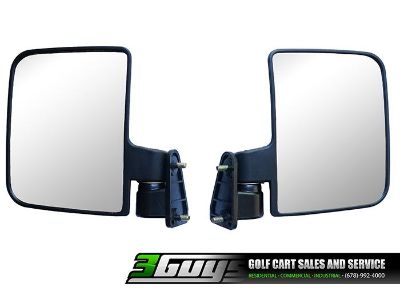 Find NEW Pair (2) Folding Side View Mirrors For Club Car, EZGO, Yamaha Golf Carts motorcycle in Peachtree City, Georgia, US, for US $28.50