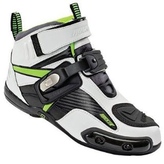 Sell JOE ROCKET ATOMIC MEN'S STREET BIKE BOOTS HI VIS (SELECT SIZE) motorcycle in Redford, Michigan, United States, for US $107.99