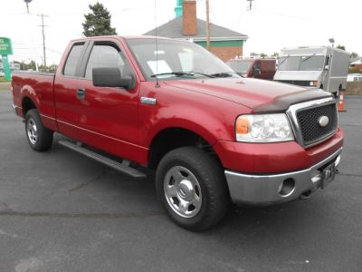 $5,690, Don't Miss Out on Our 2007 Ford F-150 with 292,993 Miles