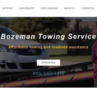Bozeman Towing Service