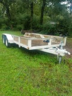 16' Homemade Trailer