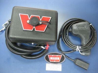 Purchase WARN 38844 8274 Winch Electric Control Pack Mount Upgrade Kit Solenoid Pack motorcycle in Galion, Ohio, United States, for US $259.00