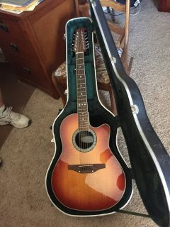 12 String ovation celebrity