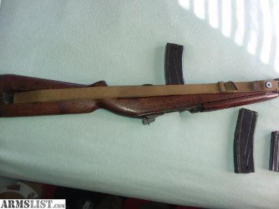 For Trade: M1 carbine