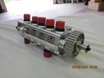 Peterson 5 Stage Oil Pump