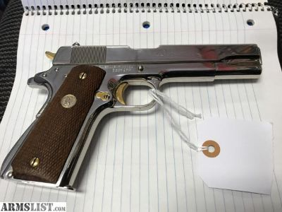 For Sale: Colt 45 Cal.