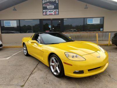 2012 Chevrolet Corvette Base (Yellow)