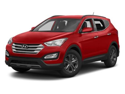 2013 Hyundai Santa Fe Sport 2.0T (Twilight Black)