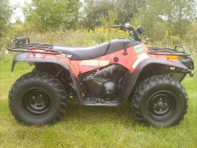 2001 Arctic Cat 500 4X4 Automatic Utility ATVs Mukwonago, WI