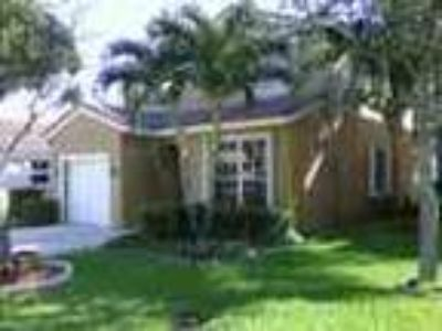 Three BR 2 Five BA In Lake Worth