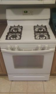 """30"""" Whirlpool GAS oven"""